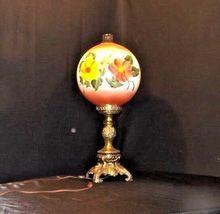 Antique Lamp with Globe AB 343 image 3