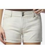 Daisy Fuentes Womens GetAway Get Away City Ash Cuffed Shorts 4 - $24.99