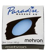 Mehron Paradise Makeup AQ Professional Size Pastel Series 1.4 oz Light Blue - $12.75