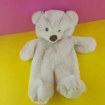 "Unstuffed Build a Bear Workshop Plush 15"" Teddy Bear Off White 2011  - $12.87"