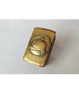 Antique World War I Imperial German Brass Matchbox Holder - $207.99