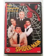 1977 Spiderman Complete Live Action TV Series on 4 DVDs - $21.94