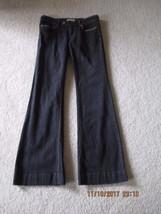 New White House Black Market Black Noir woman jeans - size 6 - $24.99