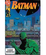 Batman Comic Book #471, DC Comics 1991 VERY FINE/NEAR MINT NEW UNREAD - $3.75