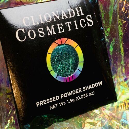 NWT NIB Clionadh Cosmetics JEWELLED MULTICHROME SINGLE PAN *ONE SHADE* ANNEAL