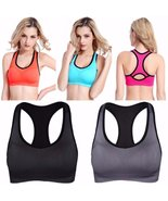 Women Top Padded Seamless Bra - Multiple Colors Available - $16.99