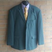 John Blair Men's 50R Green  Vintage Blazer Jacket - $27.72