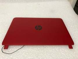 HP 14-V 14-U Touch Screen Lid LCD Cover RED EAY11007060  9-3 - $27.72