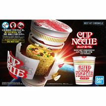 BANDAI SPIRITS 1/1 Cup Noodle Best Hit Chronicle Plastic Model Kit - $49.47