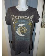 Fleetwood Mac Sister of The Moon Graphic Tee Next Level Charcoal Gray Size XL - $34.83