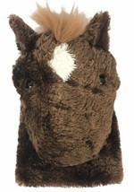 "Aurora Horse Hand Puppet 9"" Plush Stuffed Animal Toy - $29.69"