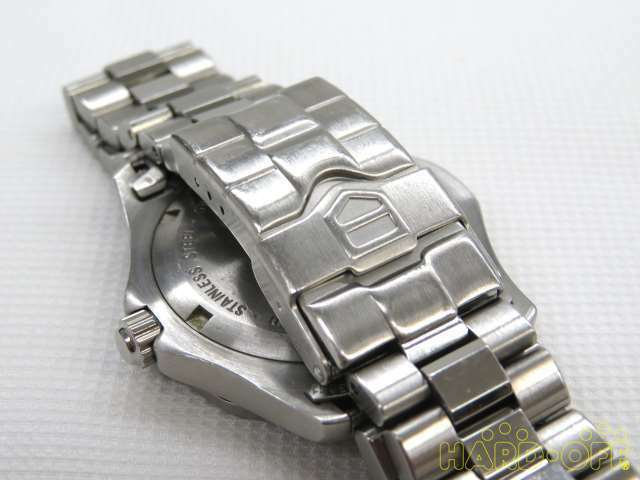 Tag Heuer Hv5792 Wk1112 0 Quartz Analog Watch image 6