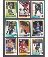 1986-87 HOCKEY - TOPPS or OPC O-PEE-CHEE  ( ALL CARDS NM-MT ) U PICK! - $0.99