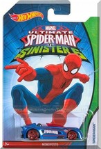 Hot Wheels - Monoposto: '16 Ultimate Spider-Man vs Sinister Six *Spider-... - $3.50