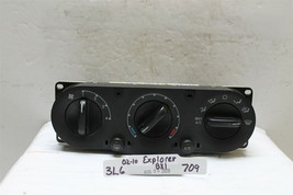 02-10 Ford Explorer AC Temperature Climate Control Panel Oem Bx1 709-3L6 - $24.17