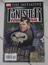 The Initiative  Punisher War Journal # 10  Marvel Comic Book - C2164 - $1.99