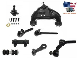 11 pcs Kit Complete PS Suspension Kit for Chevy Blazer S10 GMC Jimmy Son... - $84.06