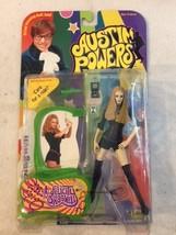 McFarlane Toys Austin Powers Felicity Shagwell 1999 Heather Graham VTG (... - $14.00