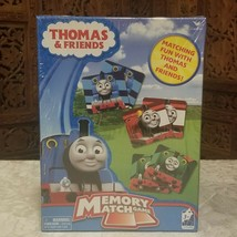 Cardinal Thomas and Friends Memory Match Card Game  Sealed  - $19.31