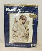 Bucilla 42073 The Great Love MIP Counted Cross Stitch Bessie Pease Gutmann - $24.26