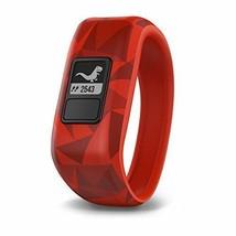 Garmin vívofit jr, Kids Fitness/Activity Tracker Broken Lava - $50.99