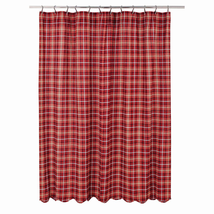 Braxton Shower Curtain - Scalloped