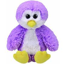"Pyoopeo Ty Attic Treasures 6"" 15cm Gordon the Penguin Plush Regular Soft Fluffy  - $10.39"