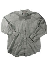 Brooks Brothers Madison Men's Size 16 1/2 35 Button Down Dress Shirt Gray - $20.15
