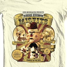 Island of the Misfit Toys t-shirt retro Christmas tee Charlie in the Box Rudolph image 1