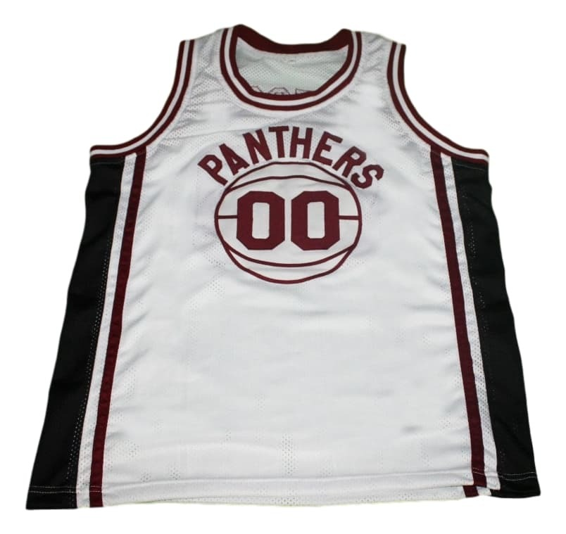 Kyle Watson #00 Panthers Above The Rim New Men Basketball Jersey White Any Size