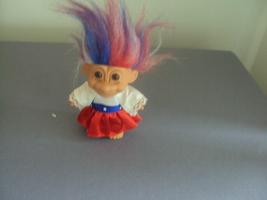 """Russ Fourth of July Troll Doll 4"""" - $9.99"""