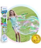 WOWMAZING Giant Bubble Wands Kit: (3-Piece Set) | Incl. Wand, Big Bubble... - $19.99+