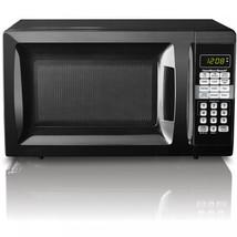 Hamilton Beach 0.7 Cu. Ft. Black Microwave Oven - $1.274,11 MXN