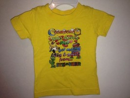 Infant 6 Months Yellow  Tshirt Unisex By Rabbit Skins Preowned No Reserve - $5.93