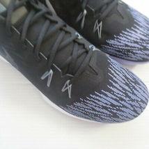 Nike Zoom Evidence II Shoes - 908976 - Black Lavender 105 - Size 14 - NEW image 3