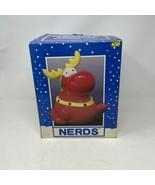 Vintage 1984 Nerds Christmas Cookie Jar - $34.64