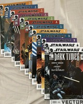 2006 Dark Horse Comics STAR WARS DARK TIMES #1 - #12 Lot Of 12 NM - $34.62