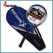 Alloy Tennis Racket Racquets Aluminum Bag Tennis Grip Size Case Bag Prof... - $24.95