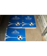 1996 Ford F&B F B 700 800 900 Truck Service Shop Repair Manual Set W EWD... - $128.63