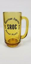 Vintage 1974 American Express SROC 2nd Annual Picnic MUG Super RARE - £48.04 GBP