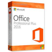 MICROSOFT OFFICE 2016 PRO PLUS 32-bit 64-bit LIFETIME PRODUCT KEY DOWNLO... - $25.00