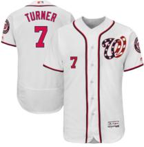 Trea Turner #7 - Washington Nationals jersey, MLB superstar, high quality  - $59.99