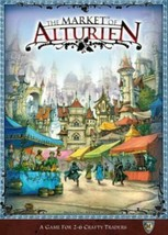 The Market of Alturien - Strategy Game for 2-6 Traders  -=NEW & FREE SHI... - $33.20