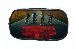 Stranger Things Pen Case Series  Pencil Bag Welcomg To Hawkins - $11.99