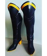 Overwatch Angela Ziegler Mercy Cosplay Boots Buy - $75.00