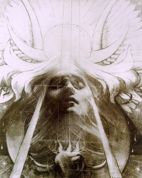 Lord Dryghten Pagan God Spirit Ritual Attain Power Influence Sex Love Money OOAK