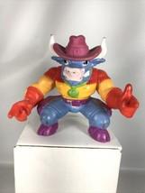 Vintage 1991 The Dakota Dude Wild West Cowboys of Moo Mesa Action Figure - $15.83