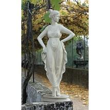 Empress Josephine's Dancer Sculpture Neoclassical Era Spa or Bath Room G... - $98.99