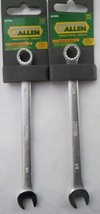 "Allen 66704G 12 Point 3/8"" Combination Wrench 2 Pieces - $3.71"