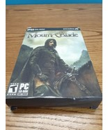 Mount & Blade (PC, 2008) New Sealed, please read - $6.93